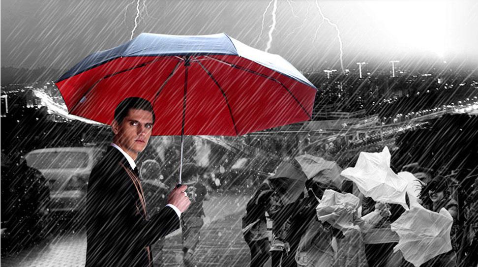 雨伞定制-绿源雨伞
